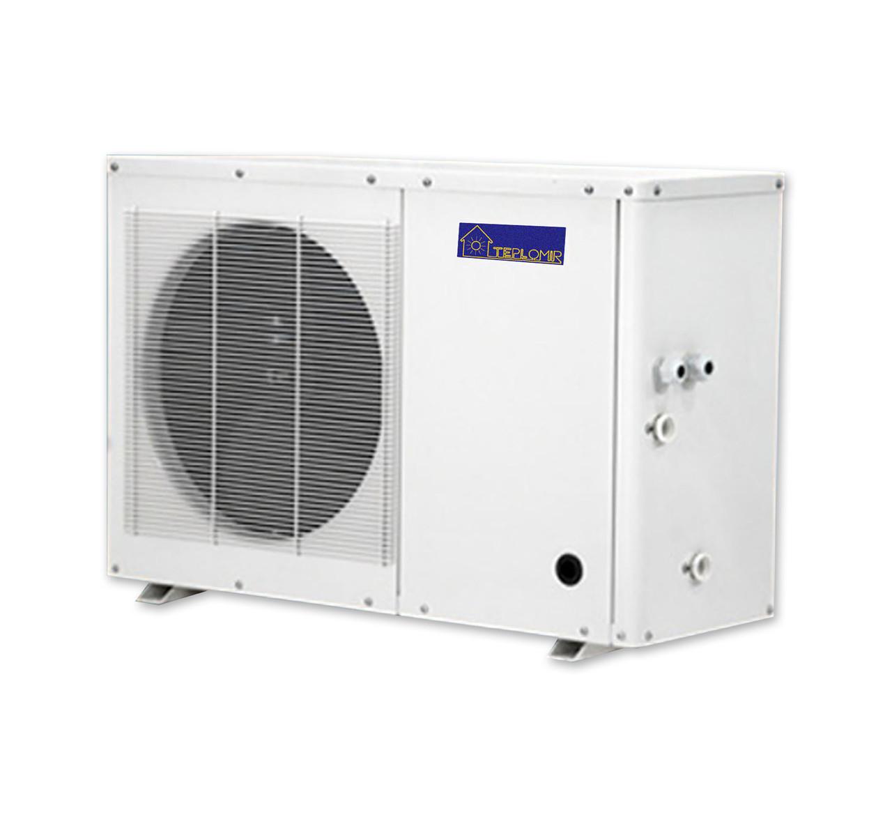 Тепловой насос воздух-вода TEPLOMIR HH05