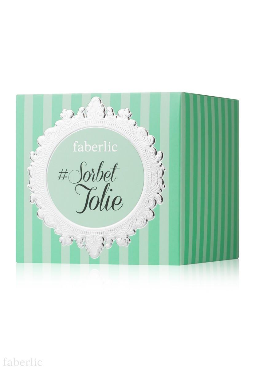 Парфюмированная вода Sorbet Jolie от Faberlic
