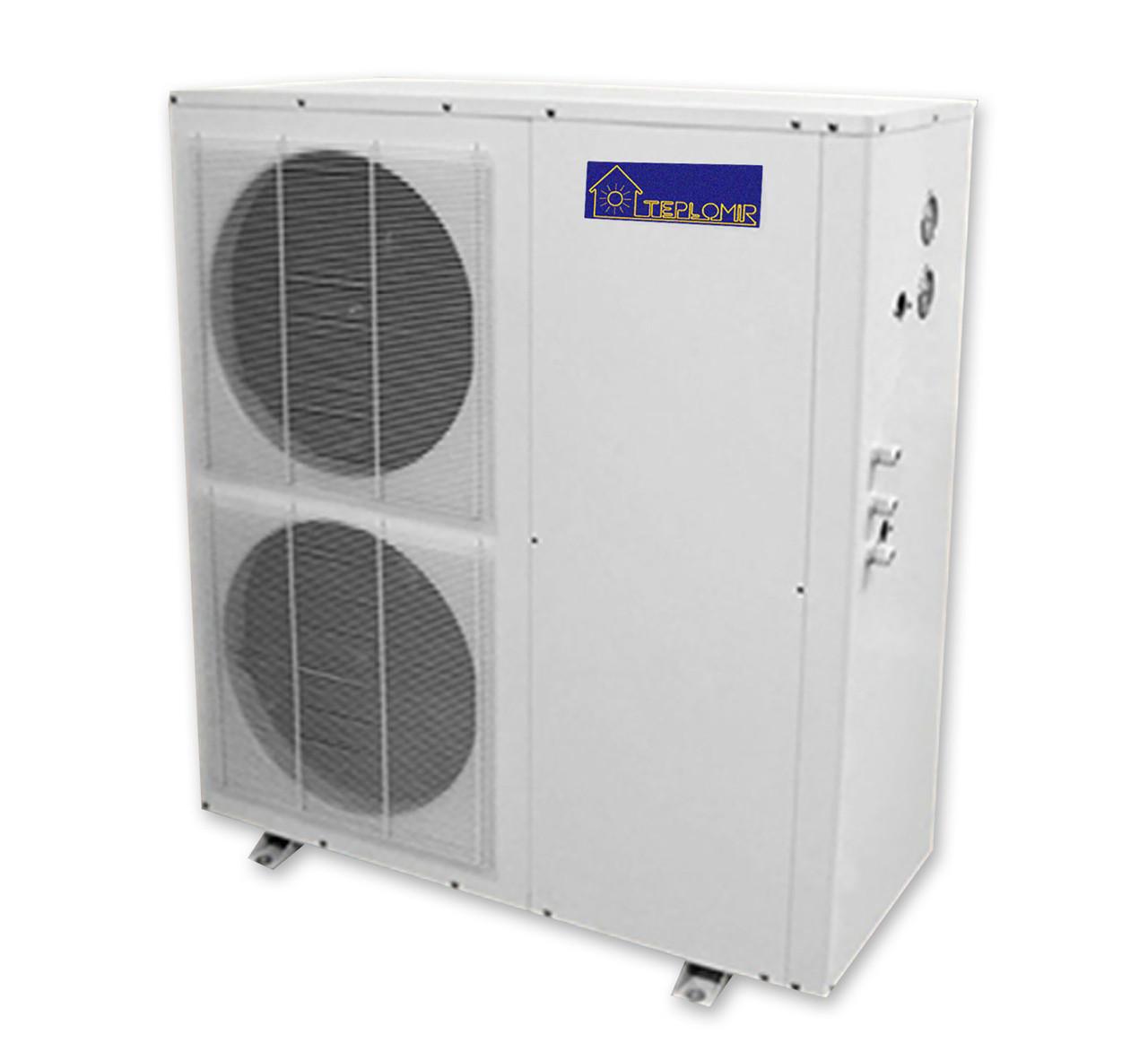 Тепловой насос  воздух-вода TEPLOMIR HH09