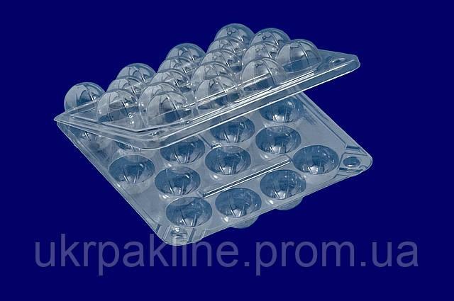 Одноразовая упаковка для перепелиных яиц арт.25 j