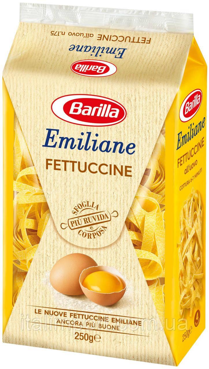 Макарони Феттучіне з яйцем BARILLA 250г