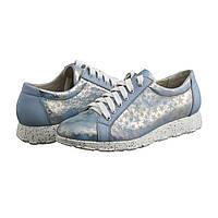 Светлые кожаные спортивные туфли женские, фото 1