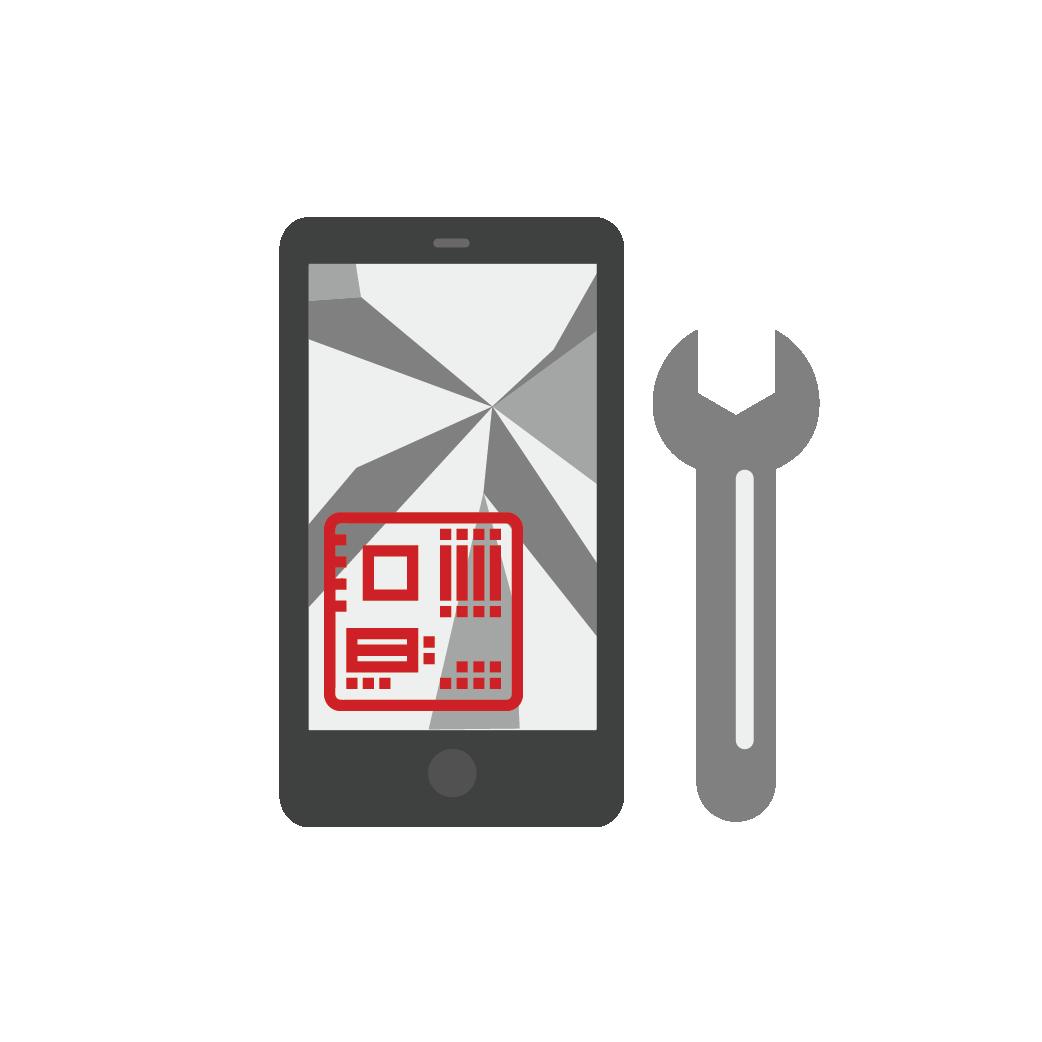 Замена дисплея Xiaomi Redmi Note 4X, черный, с сенсорным экраном, Original (PRC), Snapdragon, BV055FHM-N00-1909_R1.0