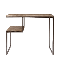 Стол письменный в стиле лофт 2