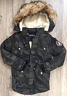 Куртки утеплённые для мальчиков оптом, Taurus, 8-16 лет., арт.X-30