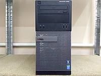 Мощный компьютер для дома и игр на Core i5-4570 Dell Optiplex 3020 MT (Windows 7 Лицензия)