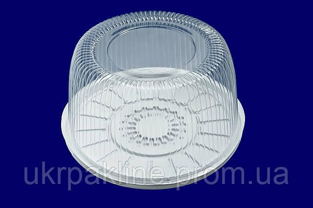 Одноразовая упаковка для тортов арт. 207
