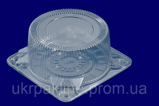 Одноразовая упаковка для тортов арт. 209