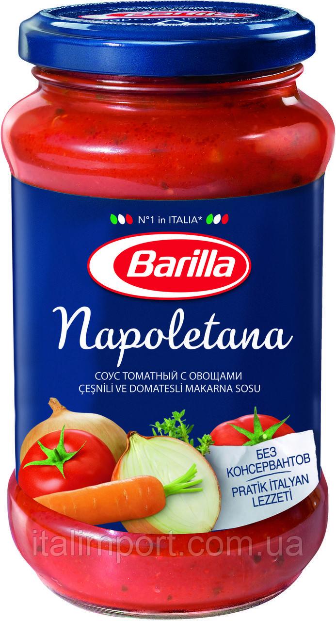 Соус Barilla «Napoletana» 400г