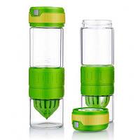 Бутылка-соковыжималка CitrusZinger (стекло)