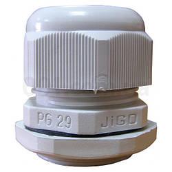 Сальник PG29 диаметр кабеля 18-25 мм IP54, АСКО-УКРЕМ