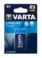 Батарейка Varta 9V Long Life Power