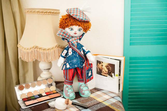 """Набор для изготовления мягкой игрушки """"Актриса"""", фото 2"""