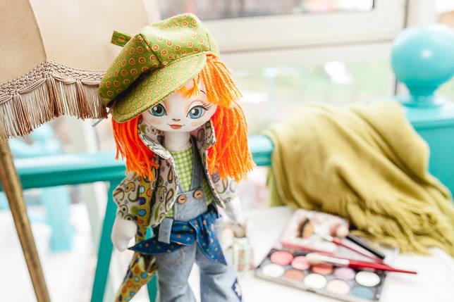 """Набор для изготовления мягкой игрушки """"Модница"""", фото 2"""