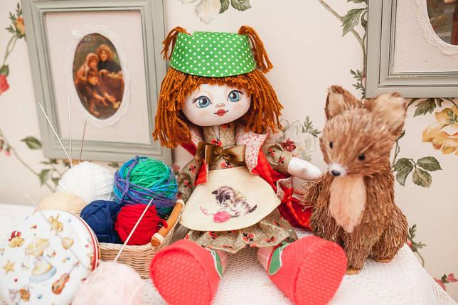"""Набор для изготовления мягкой игрушки """"Рукодельница"""", фото 2"""