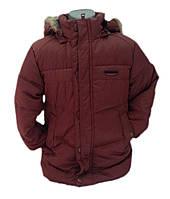 Детская демисезонная куртка  для мальчика, 237BRAUN 104,110, 128 см Коричневый