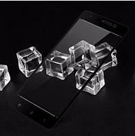 Защитное стекло Xiaomi Mi5S+ / Mi5S Plus Full cover черный 2.5D 0.26mm 9H