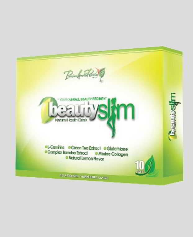 Beauty Slim (Бьюти Слим) - средство для похудения