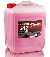 Антифриз G12/12+ 10 кг красный Red LongLife TM Premium