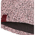 Шапка Buff Knitted & Polar Hat Arne Pale Pink, фото 2
