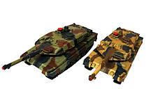 Танковый бой р/у 1:24 HuanQi 558, HQ-558
