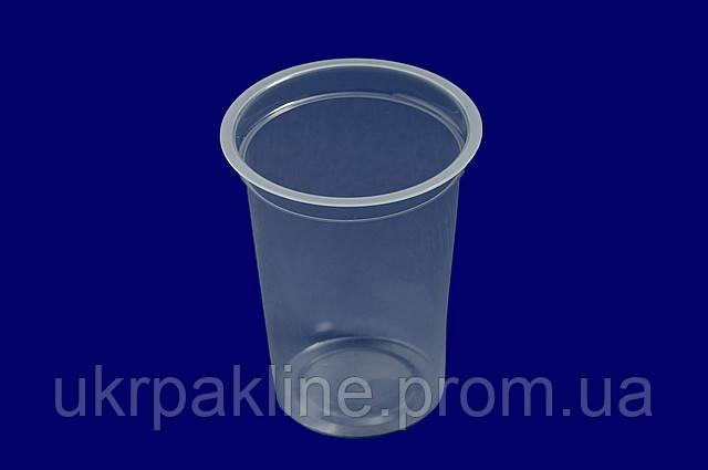 Стакан одноразовый пластиковый арт. 95116 РР