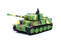 Танк микро р/у 1:72 Tiger со звуком GWT2117
