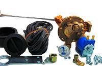 Мультиклапан цилиндрический Mimgas d 220/30 (67R-01) с электромагнитным клапаном и сенсором уровня газа