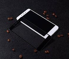 Защитное стекло Xiaomi Redmi Note 4 Азиатская версия на MTK Full cover черный 0.26mm 9H в упаковке