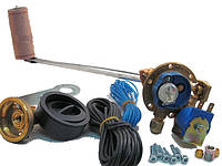 Мультиклапан для тороидальных баллонов наружных Mimgas d360/30 (67R-01) с электромагнитным клапаном и сенсором