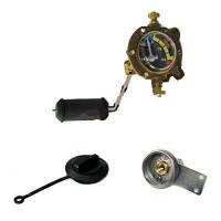 Мультиклапан для тороидальных баллонов D 180/30 (67R-01) с ВЗУ, OMVL (Италия)