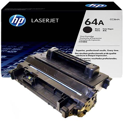 Заправка картриджа HP CC364A (64A) , фото 2