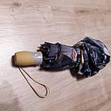 Зонт полуавтомат с принтом, фото 5