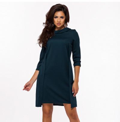 56682eb50e6 Купить Повседневное женское платье трикотаж 823647 Украина