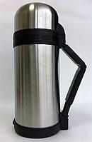 Термос вакуумный Travel Bottle Stainless Steel Power Handy Bottle Hot Gold 1000 мл для напитков  /5-6