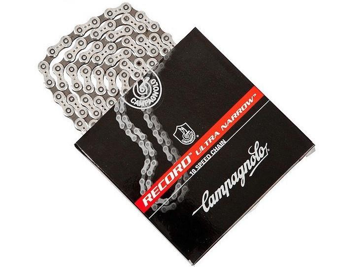 Цепь Campagnolo Record Ultra Narrow (10 скоростей)