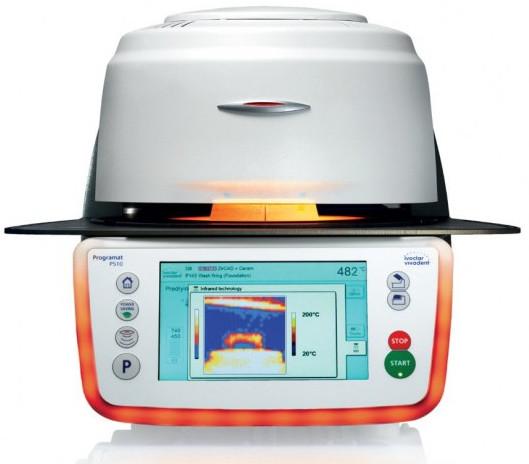 Programat P510 + помпа VP5, печь для спекания керамики, Ivoclar Vivadent (Лихтенштейн)