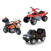 Детские аккумуляторные автомобили (машины)