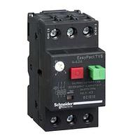 Автоматичний вимикач 2.5 - 4A захисту двигуна GZ1E08, фото 1