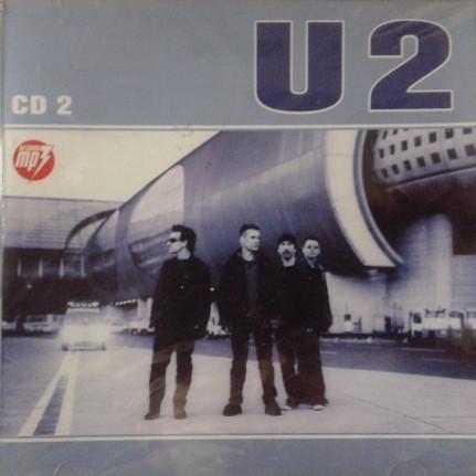 MP3 диск U2 - CD 2 - MP3