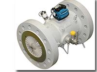 Поверка счетчика  газа турбинного фирмы  Аctaris