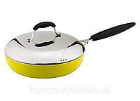 Сковорода с крышкой Granchio Mela Verde 88073