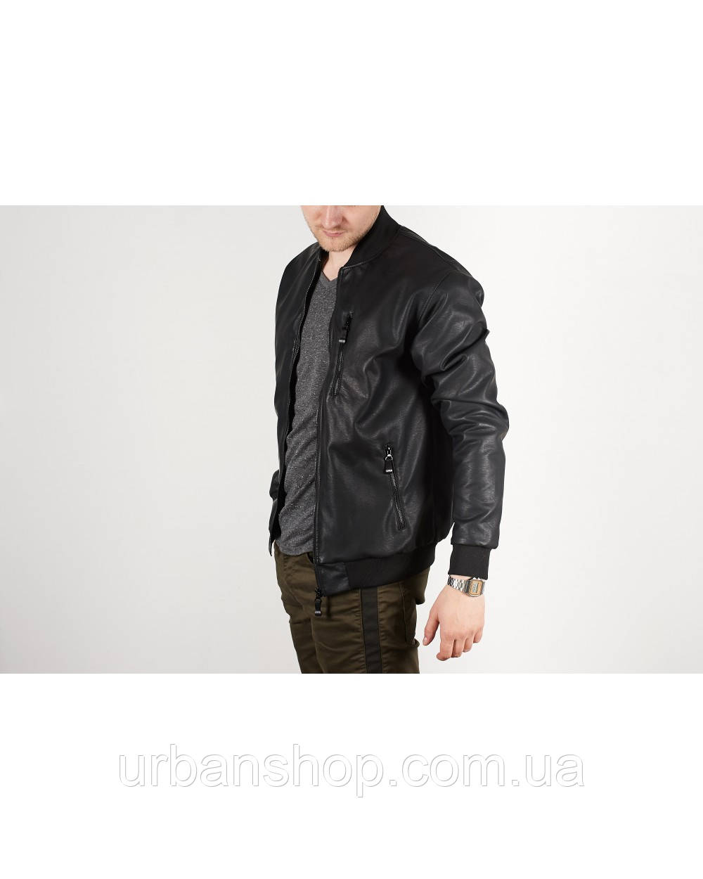 Куртка Harvest HARVEST чорного кольору \02