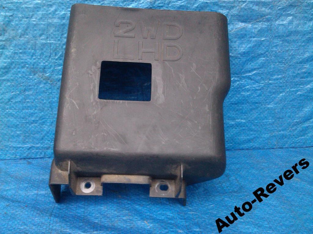 Защита корпус блока управления Nissan Almera N15