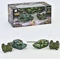 Игровой набор на радиопуравлении Танковый бой 33820