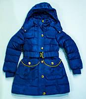 Зимнее пальто на девочку, фото 1