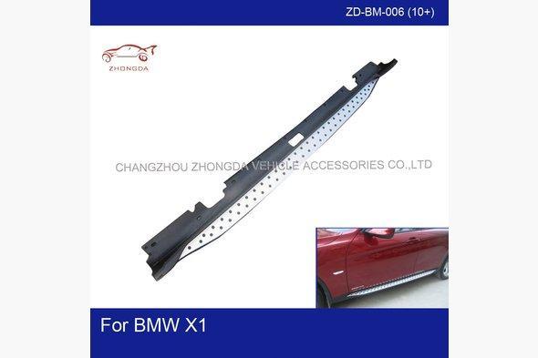 Оригинальные пороги (2 шт, алюминий) - BMW X1 E-84 2009-2015 гг.