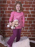 """Пижама для девочек 628 коллекция """"Sweet home"""""""