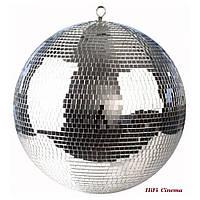M-Light B-30 Mirror ball зеркальный дискотечный шар 300 мм в диаметре, фото 1