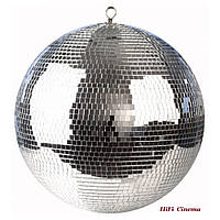 M-Light B-30 Mirror ball зеркальный дискотечный шар 300 мм в диаметре